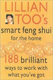 Cover of: Lillian Too's Smart Feng Shui for the Home