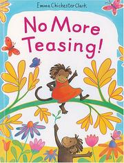 Cover of: No More Teasing!