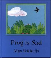 Cover of: Frog is Sad