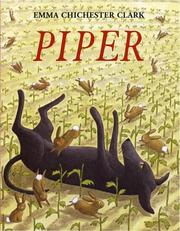 Cover of: Piper