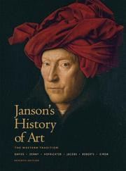 Cover of: Janson's history of art: the western tradition