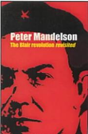 Cover of: The Blair Revolution revisited