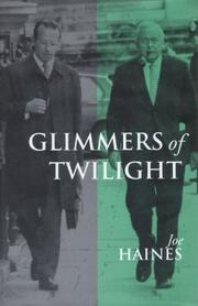 Cover of: Glimmers of twilight