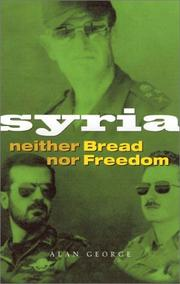 Cover of: Syria | Alan George