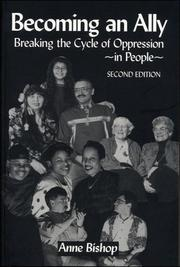 Cover of: Becoming An Ally: Breaking the Cycle of Oppression