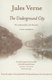Cover of: The Underground City