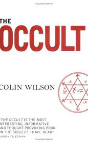 Cover of: The Occult