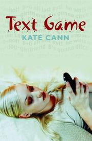 Cover of: Text Game