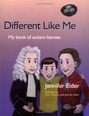 Cover of: Different like me | Jennifer Elder