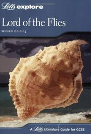 "Cover of: GCSE ""Lord of the Flies"""