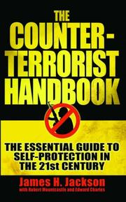 Cover of: The Counter-terrorist Handbook | James H. Jackson