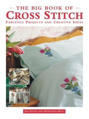 Cover of: The big book of cross stitch