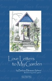 Cover of: Love Letters to My Garden
