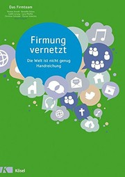 Cover of: Firmung vernetzt