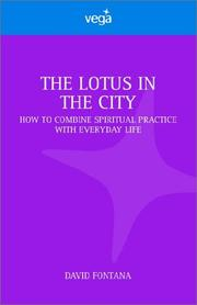 Cover of: Lotus in the City | David Fontana