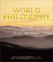 Cover of: World philosophy |