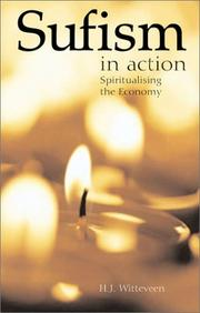 Cover of: Sufism in Action | H.J. Wittveen