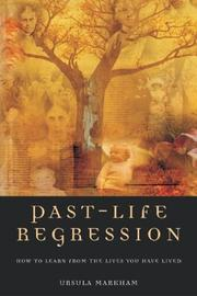 Cover of: Past-life regression