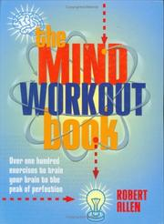 Cover of: The Mind Workout Book