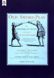 Old Sword-play the Systems of the Fence