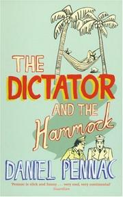 Cover of: The Dictator and the Hammock | Daniel Pennac