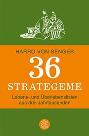 Cover of: 36 Strategeme