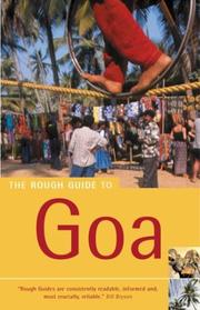 Cover of: The Rough Guide to Goa 5 | ROUGH GUIDES