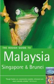 Cover of: The Rough Guide to Malaysia, Singapore & Brunei 4 | ROUGH GUIDES