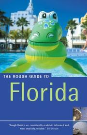 Cover of: The Rough Guide to Florida 6 (Rough Guide Travel Guides) | Mark Ellwood