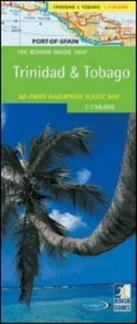 Cover of: The Rough Guide to Trinidad & Tobago Map