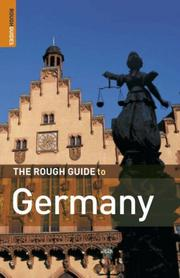 Cover of: The Rough Guide to Germany 6