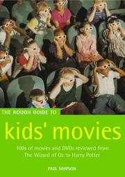 Cover of: The Rough Guide to kids' movies by Simpson, Paul