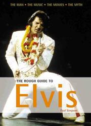 Cover of: The rough guide to Elvis