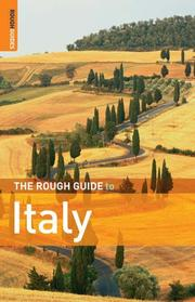 Cover of: The Rough guide to Italy