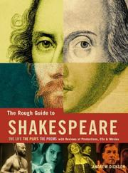 Cover of: The Rough Guide to Shakespeare