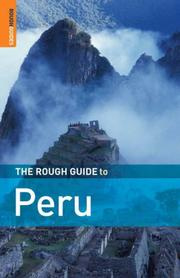 Cover of: The Rough Guide to Peru 6