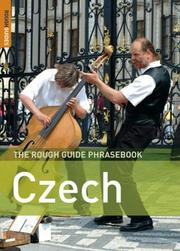 The Rough Guide to Czech Dictionary Phrasebook 3 by Rough Guides