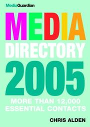 "Cover of: The ""Guardian"" Media Directory"