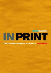 Cover of: In Print