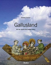 Cover of: Gallusland | Christian Schmid