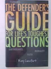 Cover of: The Defender's Guide for Life's Toughest Questions