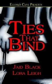 Cover of: Ties That Bind (Bound Hearts, Book 1)