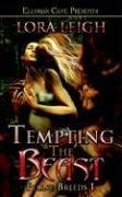 Cover of: Tempting the Beast (Feline Breeds, Book 1)