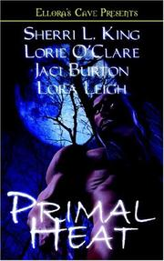Cover of: Primal Heat