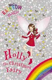 Cover of: Holly The Christmas Fairy (Rainbow Magic)