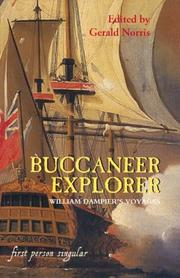The Buccaneer Explorer by William Dampier