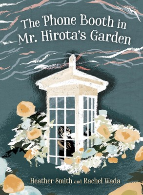The Phone Booth in Mr. Hirota's Garden by