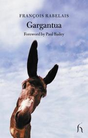 Cover of: Gargantua