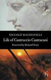 Cover of: The Life of Castruccio Castracani of Lucca