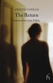 Cover of: The Return | Joseph Conrad